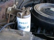 filre paliwa